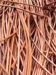 Copper wire scrap Grade A Birmingham