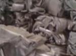 Aluminum scrap extrusion 6063 on CIF