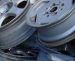 Aluminum Alloy Wheel Scrap 25 mt a m CIF