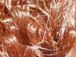 Copper scrap 400 t available