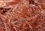 Copper wire scrap millberry 1000 MT a mo FOB