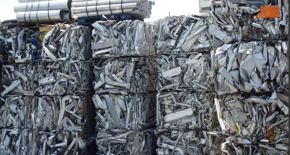Aluminum scrap sources in the United Kingdom