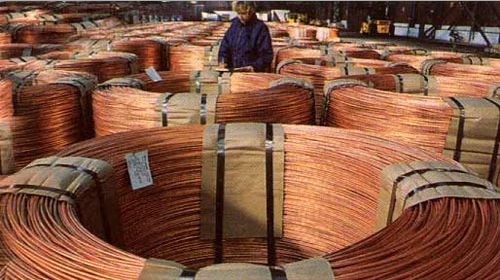 Copper Scrap market in the UK