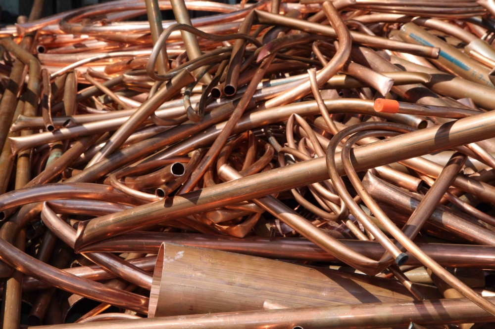 Copper industry in the UK