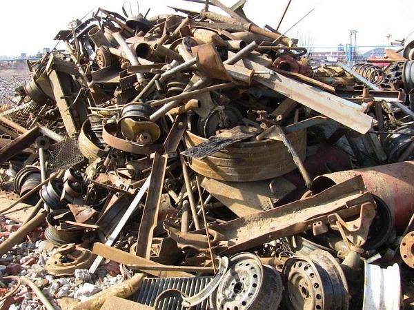 Iron Scrap in The UK