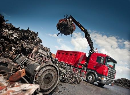 Ferrous Scrap recycling in the UK