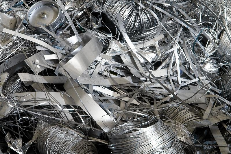 Stainless steel scrap in the Uneted Kingdom