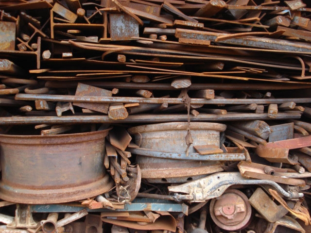 Steel scrap market in the United Kingdom