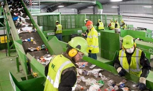 Metal scrap job opportunities: sorters