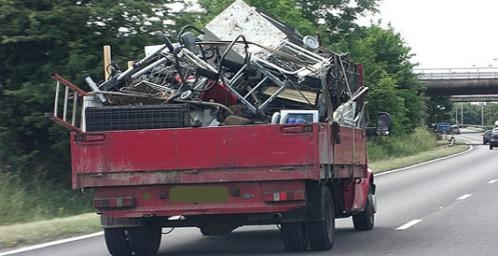 Scrap transportation terms