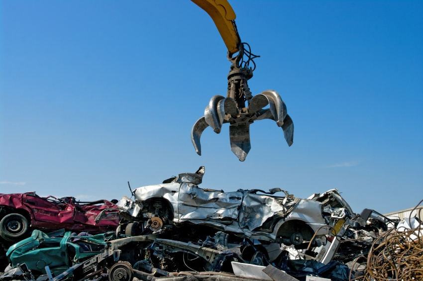 Scrap metal legislations in Britain